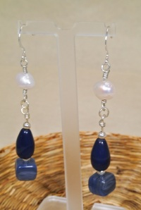 Blue Earrings - 1-DSC_0427